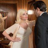 Patricia Márquez seduce a Jonás en 'Velvet'