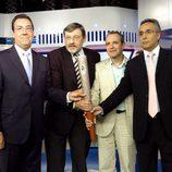 Presentación de los Juegos Olímpicos en TVE