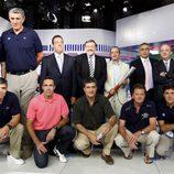 Presentación de los Juegos Olímpicos 2008 en TVE