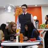America Ferrera, Christopher Gorham y Jayma Mays en la serie 'Ugly Betty'