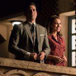 Ana y Alberto están en la terraza de 'Velvet'