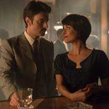 Michelle seduce a Mateo Ruiz en 'Velvet'