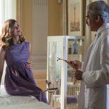 Cristina visita el médico en 'Velvet'