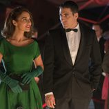 Ana y Alberto visitan el concierto de Sara en 'Velvet'