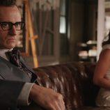 Ana y Raúl de la Rivera debaten en 'Velvet'