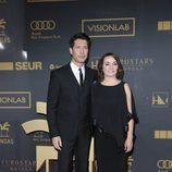 Jaime Cantizano y Pepa Bueno, presentadores de los Premios Ondas 2015