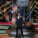 Edu Soto es Raphael en 'Tu cara me suena'