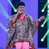 El Sevilla es Little Richard en 'Tu cara me suena'