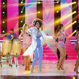 Ruth Lorenzo es Gloria Estefan en 'Tu cara me suena'