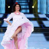Silvia Abril es Paquita Rico en 'Tu cara me suena'