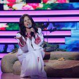 Vicky Larraz es Cecilia en 'Tu cara me suena'
