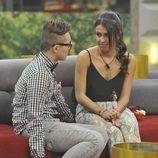 Han y Sofía en 'Gran Hermano 16'