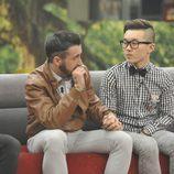 Aritz y Han en 'Gran Hermano 16'