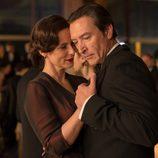 Doña Blanca baila con Esteban en 'Velvet'
