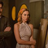 Mateo, Clara y Ana en 'Velvet'
