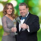 Andrea Ropero y Alberto Chicote, presentadores de las Campanadas 2015 en laSexta