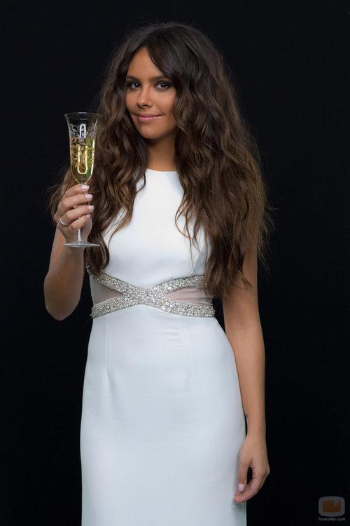 Cristina Pedroche, presentadora de las Campanadas 2015 en Antena 3