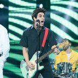 Adrián Rodríguez es Green Day en 'Tu cara me suena'