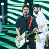 Adrián Rodríguez en la duodécima gala de 'Tu cara me suena'