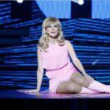 Ana Morgade es Nancy Sinatra en 'Tu cara me suena'
