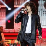 Edu Soto es Jim Morrison en 'Tu cara me suena'