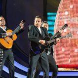 El Monaguillo es Antonio Banderas en 'Tu cara me suena'