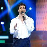 Pablo Puyol en la duodécima gala de 'Tu cara ma suena'