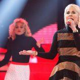 Vicky Larraz es Meghan Trainor en 'Tu cara me suena'
