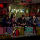 Marta, Niedziela, Vera y Carlos en 'Gran Hermano 16'
