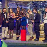 Jorge Javier y los concursantes de 'Gran Hermano 16'