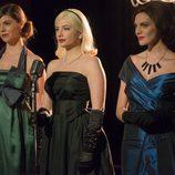 Cristina, Bárbara y Patricia en 'Velvet'