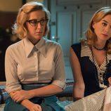 Rita y Clara muy tristes en 'Velvet'