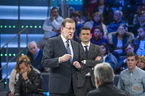 Rajoy responde en 'laSexta Noche'