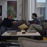 Pepe Rodriguez con Bertín Osborne 'En la tuya o en la mía'