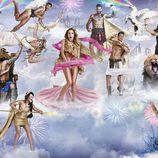 Imagen promocional de 'Geordie Shore' en su temporada 11