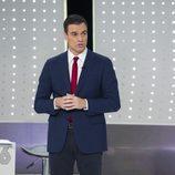 Pedro Sánchez en '7d: el debate decisivo'
