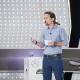 Pablo Iglesias en '7d: el debate decisivo'
