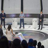 Los protagonistas en directo en '7d: el debate decisivo'