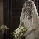Margarita espera a Gonzalo en el altar