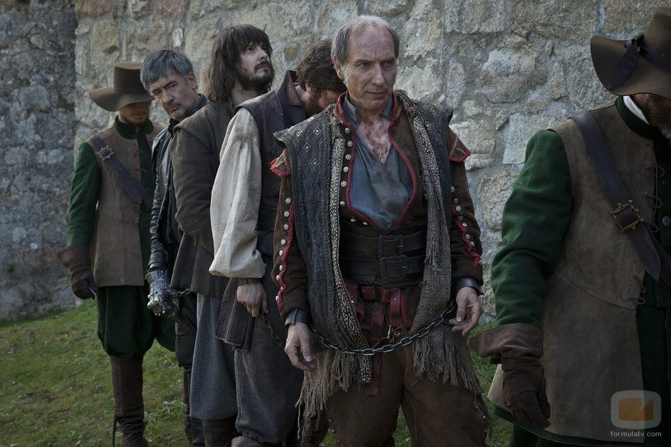 Gonzalo de Montalvo es capturado junto al Comisario y Malasangre