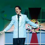 Edu Soto es Domenico Modugno en 'Tu cara me suena'