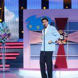 Edu Soto en la décimo tercera gala de 'Tu cara me suena'