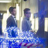 Aritz y Han en la casa de las luces de 'Gran Hermano 16'