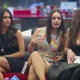 Sofía, Niedziela y Marta en 'Gran Hermano 16'