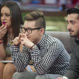 Sofía, Niedziela, Han y Aritz en 'Gran Hermano 16'