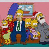'Los Simpson' en el presente