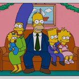 'Los Simpson' dentro de un año