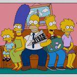 'Los Simpson' dentro de ocho años