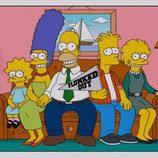 'Los Simpson' dentro de nueve años