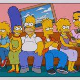 'Los Simpson' dentro de 17 años